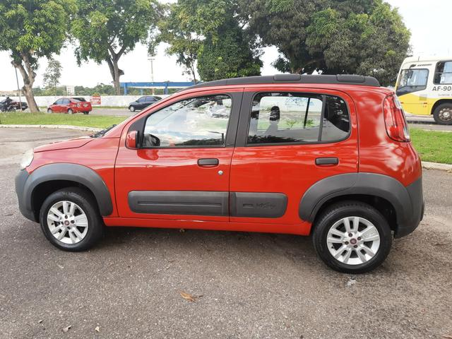 Vem pra rafa veículos!!!! uno way 1.0 2012 r$ 22.900,00 - eric - Foto 3