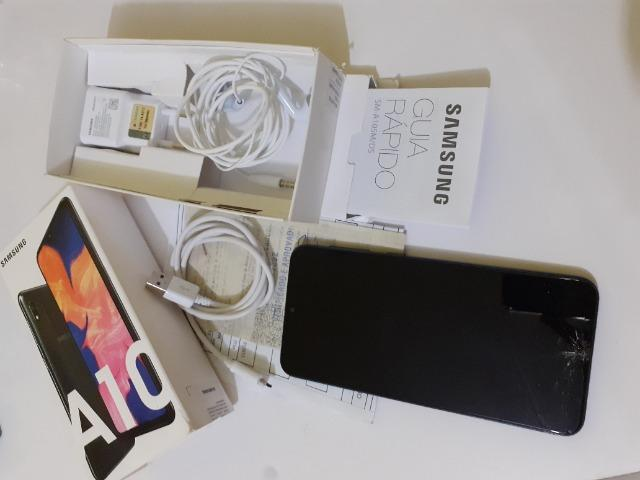 Samsung A10 ( Comprado dia 02/08/19 ) - Foto 2