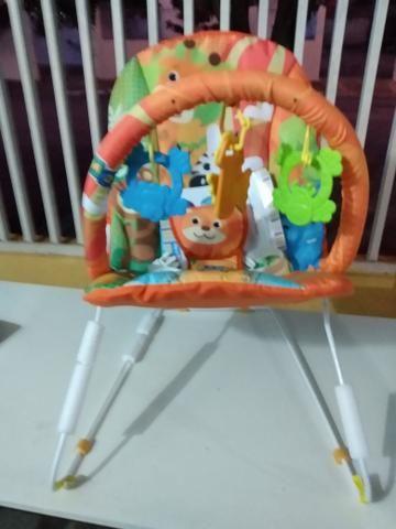 Cadeira descanso Musical Protek Fun - Foto 2