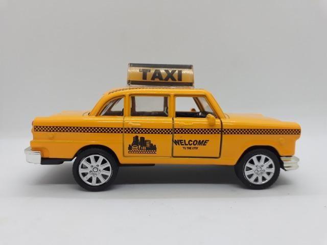 Miniatura Taxi Americano - Foto 2