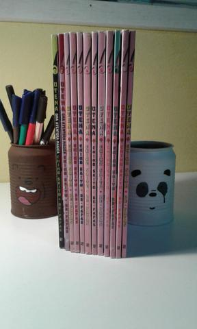 Mangas de Shoujo Kakumei Utena - coleção completa - Foto 3