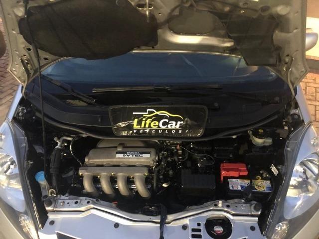 Honda Fit 2009/2010 1.4 LXL 16V Flex 4P Automático - Foto 8
