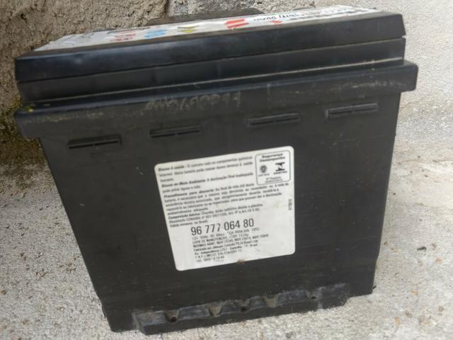 Bateria heliar usada meia vida 50Ah - Foto 2