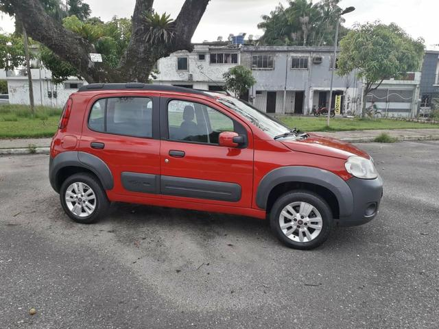 Fiat Uno Way 1.0 COMPLETO SO COM WELINGTON