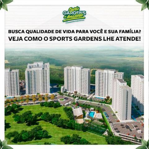 Apartamento Sports Garden da Amazônia