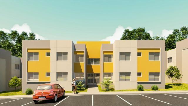 Apartamentos 2 quartos - Fazenda Rio Grande, a partir de 120 mil!, documentação grátis!! - Foto 2