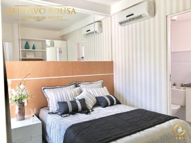 Belíssimo Apartamento com arquitetura moderna - Foto 17