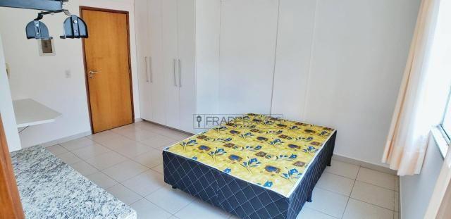 Apartamento com 1 dormitório para alugar, 25 m² por R$ 750,00/mês - Setor Leste Universitá