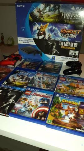 Ps4 2300,00 10 jogos - Foto 3