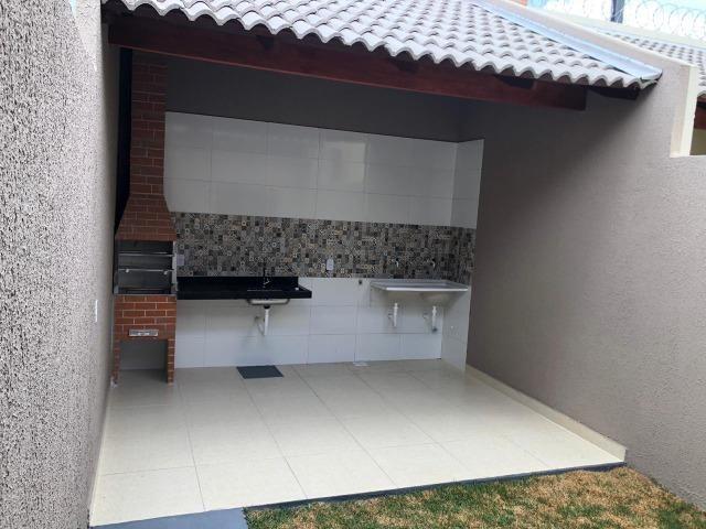 Casa nova 2 suites 2 vagas otima localização ac financiamento - Foto 11