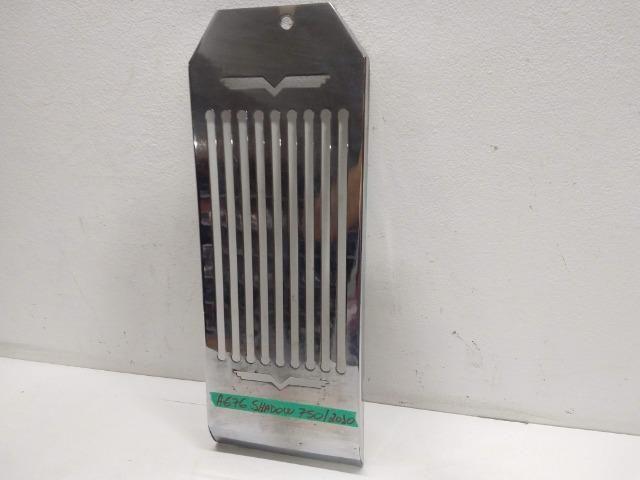 Protetor radiador/ Honda Shadow 750 até ano 2010