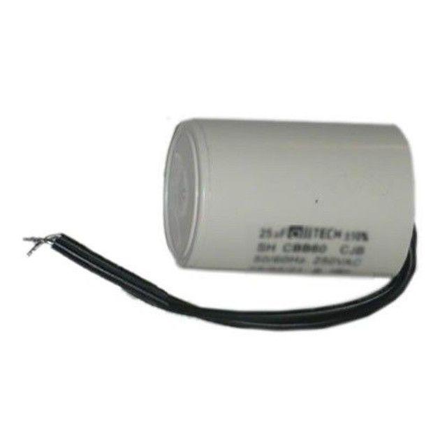 Capacitor Polip Para Motor Ventilador 12 Uf Mf 250v - Foto 3