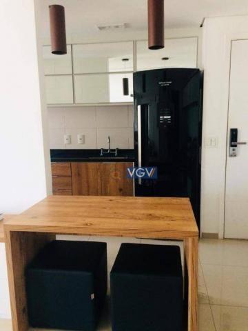 Apartamento com 1 dormitório à venda, 52 m² por R$ 525.000,00 - Vila Regente Feijó - São P - Foto 15