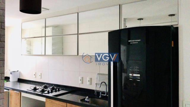 Apartamento com 1 dormitório à venda, 52 m² por R$ 525.000,00 - Vila Regente Feijó - São P - Foto 16