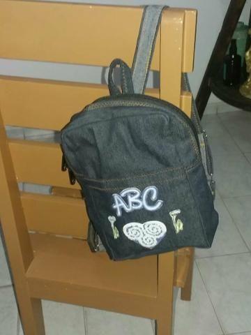 Bolsas e Muchila customizadas - Foto 3