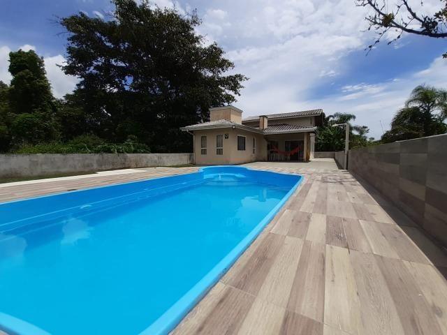 Casa na praia de Itapoá SC a 300 metros do mar - Foto 7