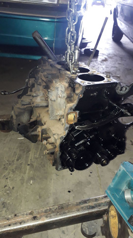Motor 4m40 completo - Foto 2