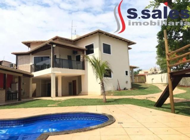 Ótima casa em Arniqueira com 4 Suítes - Lote em 1250m² - Lazer Completo - Brasília DF - Foto 2