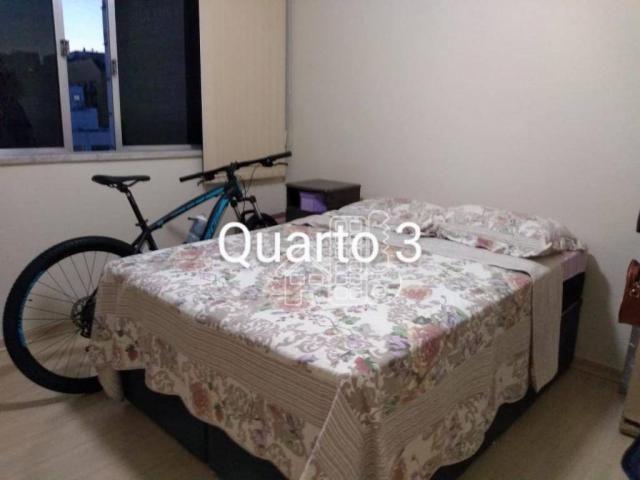 Apartamento com 3 dormitórios à venda, 100 m² por R$ 890.000,00 - Icaraí - Niterói/RJ - Foto 12