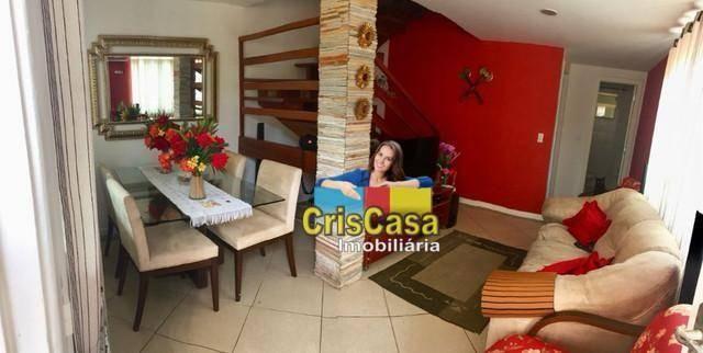 Casa com 3 dormitórios à venda, 130 m² por R$ 415.000,00 - Costazul - Rio das Ostras/RJ - Foto 2
