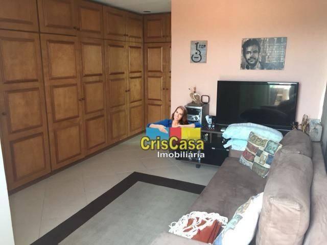 Casa com 3 dormitórios à venda, 130 m² por R$ 415.000,00 - Costazul - Rio das Ostras/RJ - Foto 3