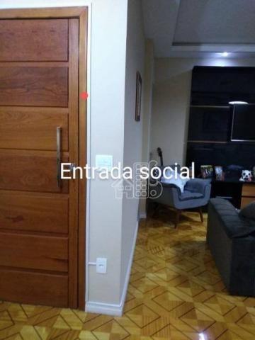 Apartamento com 3 dormitórios à venda, 100 m² por R$ 890.000,00 - Icaraí - Niterói/RJ - Foto 17