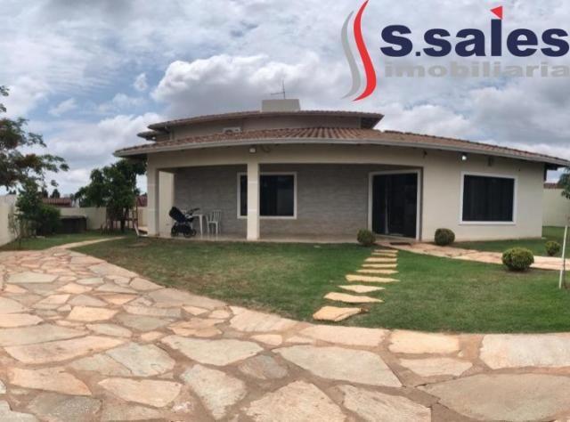 Ótima casa em Arniqueira com 4 Suítes - Lote em 1250m² - Lazer Completo - Brasília DF - Foto 4