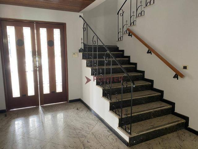 Sobrado com 5 dormitórios para alugar, 600 m² por R$ 9.000,00/mês - Setor Bueno - Goiânia/ - Foto 10