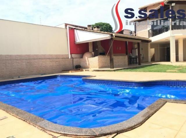 Ótima casa em Arniqueira com 4 Suítes - Lote em 1250m² - Lazer Completo - Brasília DF - Foto 13
