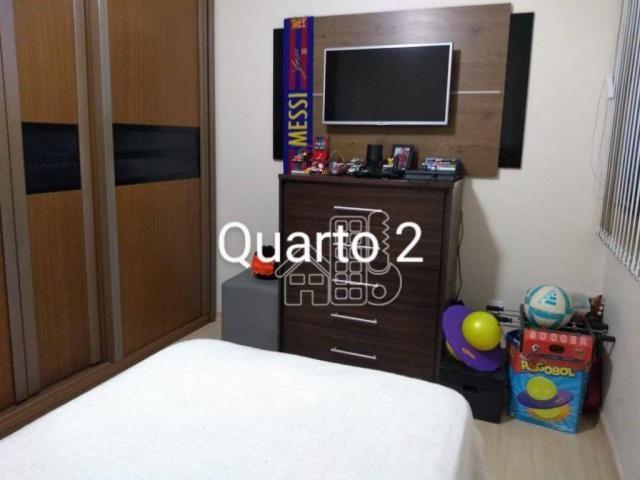 Apartamento com 3 dormitórios à venda, 100 m² por R$ 890.000,00 - Icaraí - Niterói/RJ - Foto 11