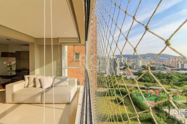 Apartamento à venda com 3 dormitórios em Jardim do salso, Porto alegre cod:EV4451 - Foto 12