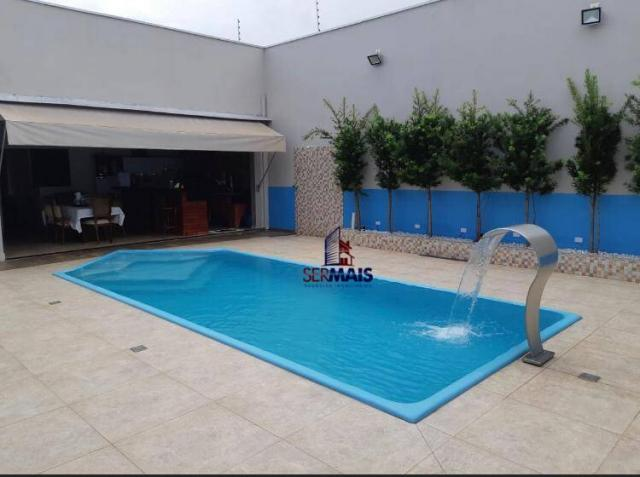 Casa de alto padrão a venda, por R$ 760.000 - Jardim dos Migrantes - Ji-Paraná/RO - Foto 5
