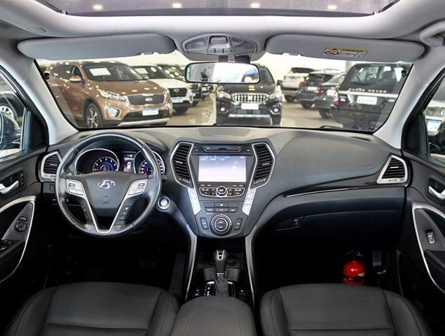 Hyundai Santa Fe 3.3 4WD 4P GASOLINA AUT - Foto 5