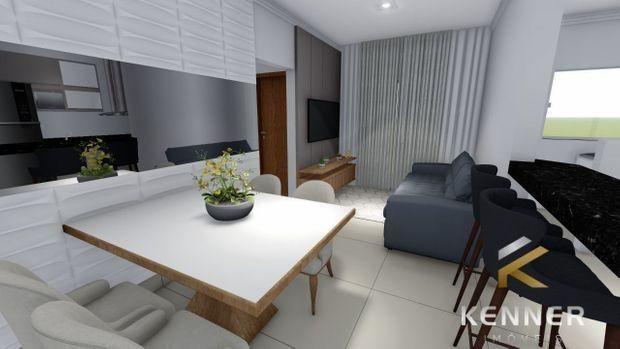 Apartamento à venda no bairro Laranjeiras - Patos de Minas/MG - Foto 2