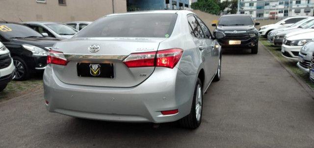 Corolla GLI 1.8 Flex/GNV. C/Entrada+48x1204 Fixas - Foto 7