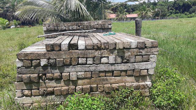 Estacas Pré-Moldadas de Concreto Para Cercas com 2 m de Comprimento - Foto 2