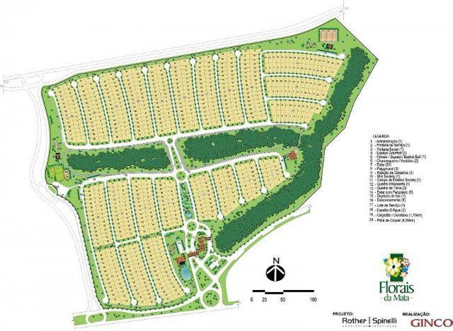 Tereno 380m² -Condomínio Florais da Mata- Mirante do Pary - Foto 8