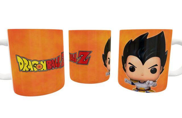 Canecas Colecionáveis Funko Pop Dragon Ball Z! - Foto 5