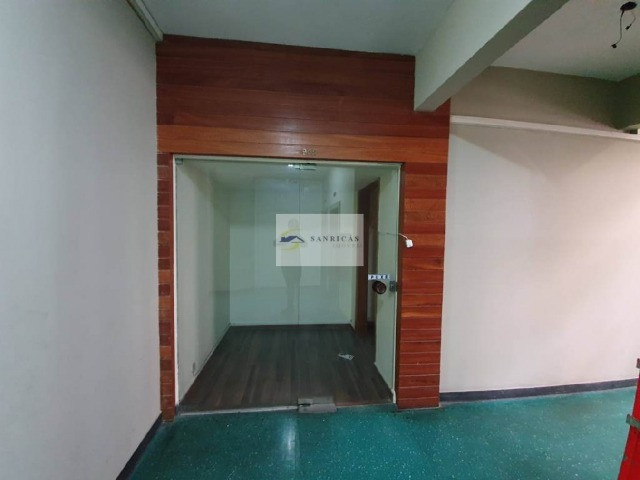 Sala Comercial 58 m² no Centro de Niterói - Av. Amaral Peixoto