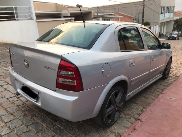 GM Astra Sedan Confort Flex 2005 - Foto 6