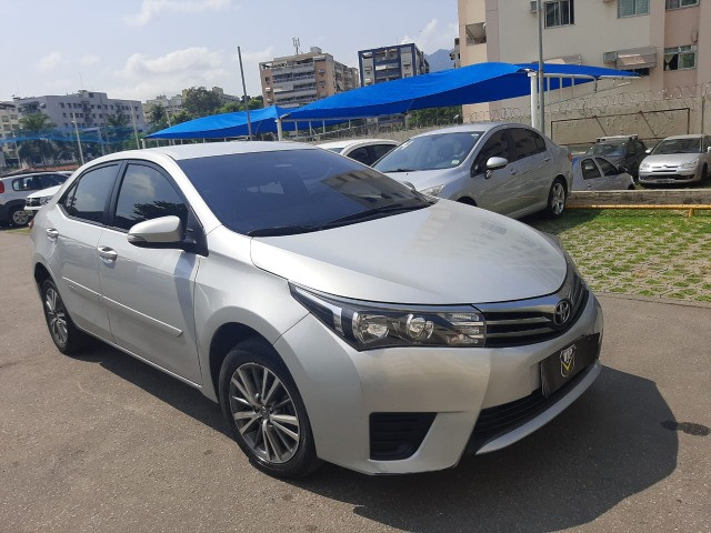 Corolla GLI 1.8 Flex/GNV. C/Entrada+48x1204 Fixas - Foto 3