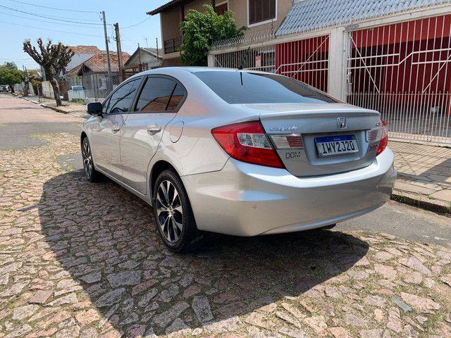 Honda Civic Lxr Aut - Foto 4