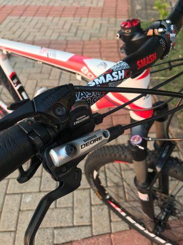 Vendo Bike aro 29 L quadro 20 - Foto 6