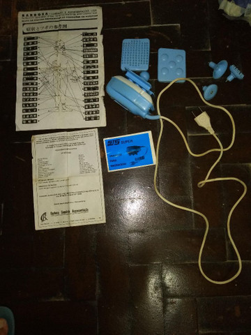 Massageador eletrônico  - Foto 4