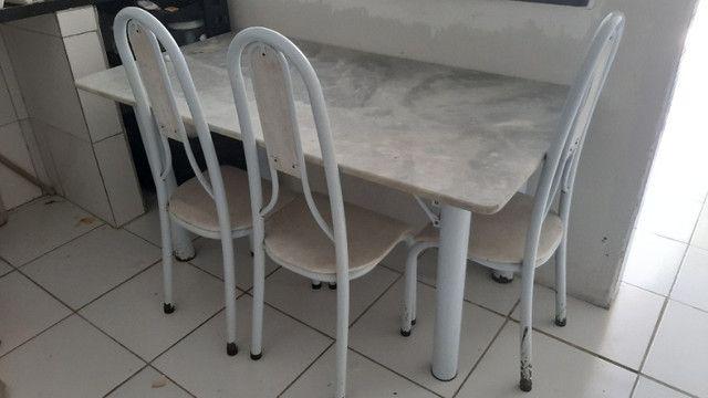 Mesa de marmore - Foto 3
