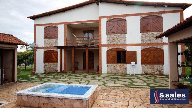 Casa Maravilhosa no Park Way lote com 2.500m² - Brasília - DF