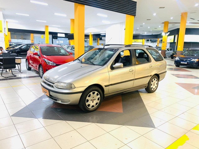 (9D42) Palio Weekend Sport 1.6 1997/97 Manual Gasolina