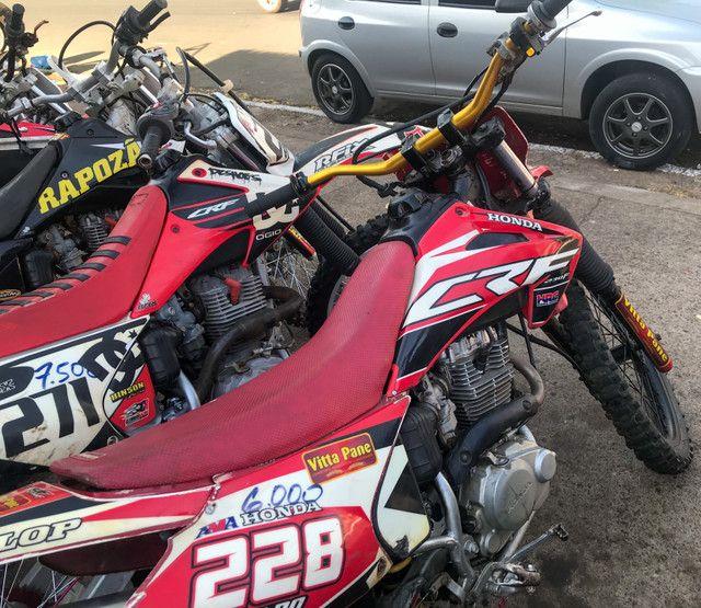 Crf 230 / Crf 150 F/ Crf 250 F/ compras e vendas - Foto 9