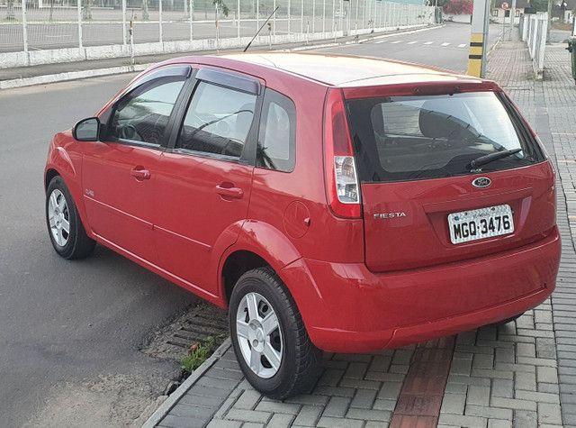 Fiesta Class 1.6 2009 Completo  - Foto 2