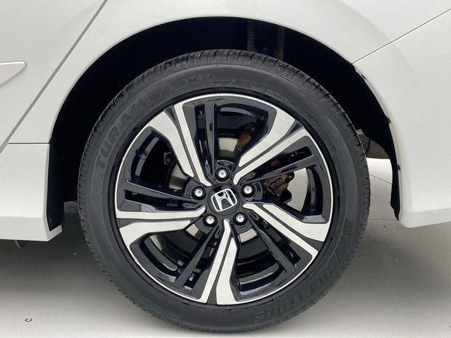Honda CIVIC Civic Sedan EXL 2.0 Flex 16V Aut.4p - Foto 8